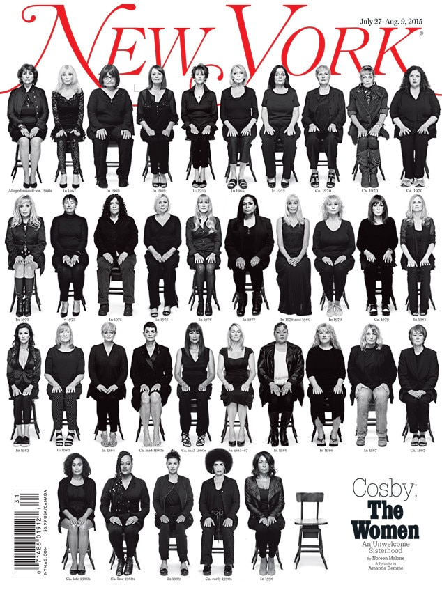 New York Magazine, Bill Cosby, Cosby: The Women