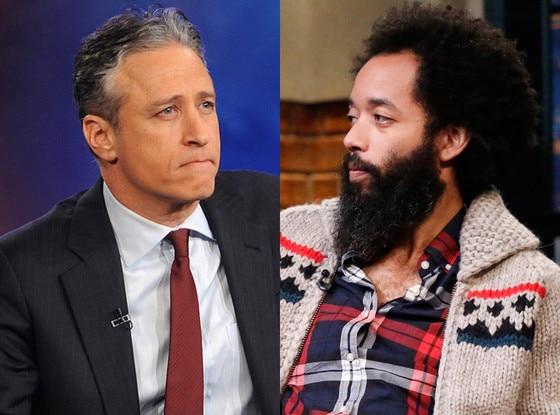 Jon Stewart, The Daily Show, Wyatt Cenac