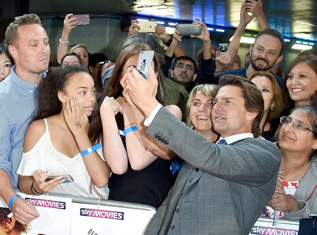 Tom Cruise, Fans