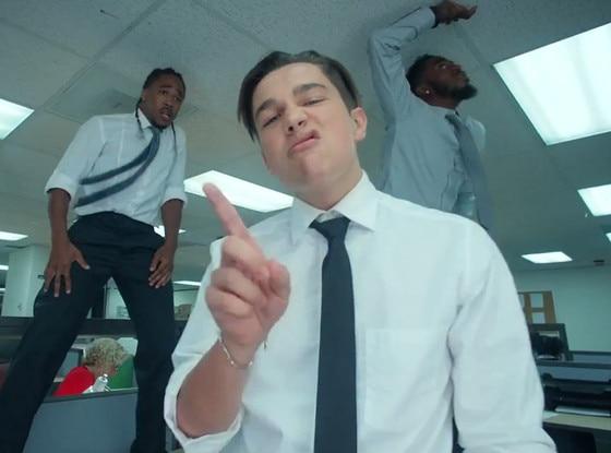 Austin Mahone, Dirty Work Video