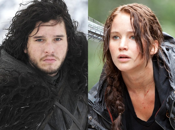 Jennifer Lawrence, Kit Harington