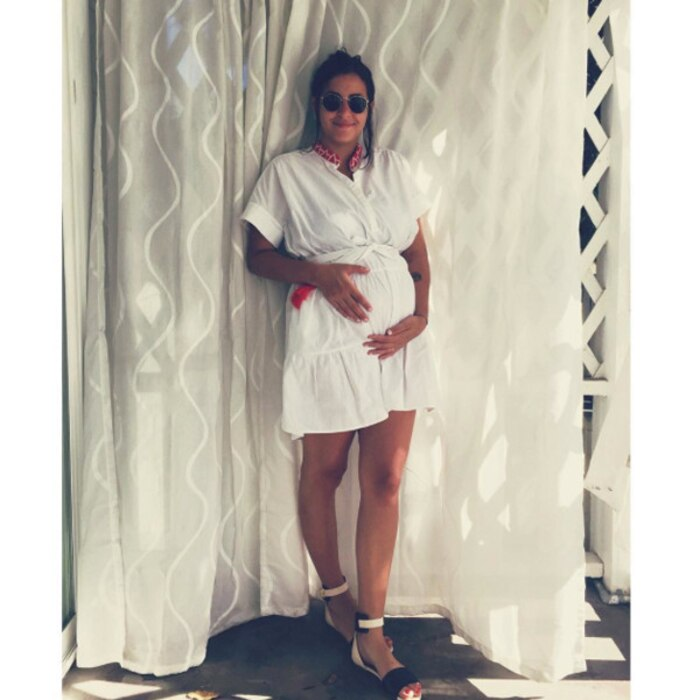 Alanna Masterson, Instagram
