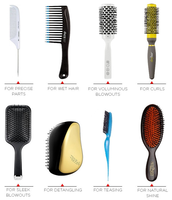 ESC, Hairbrushes Doing it Wrong