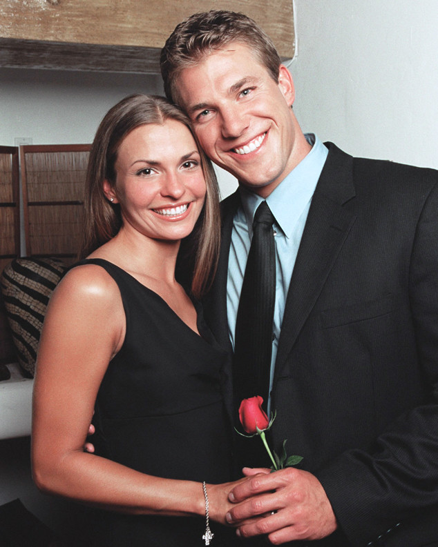 Aaron Buerge, Helene Eksterowicz, The Bachelor