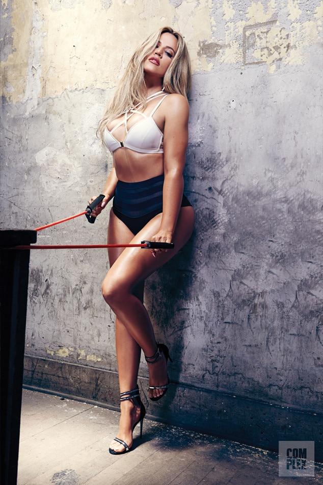 Khloe Kardashian, Complex