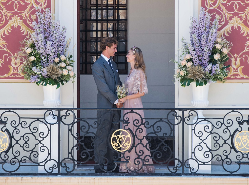 Beatrice Borromeo Wedding Gown
