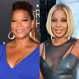 Queen Latifah, Mary J. Blige