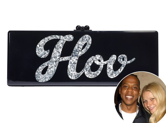 Hov Clutch GOOP, Jay-Z, Gwyneth Paltrow