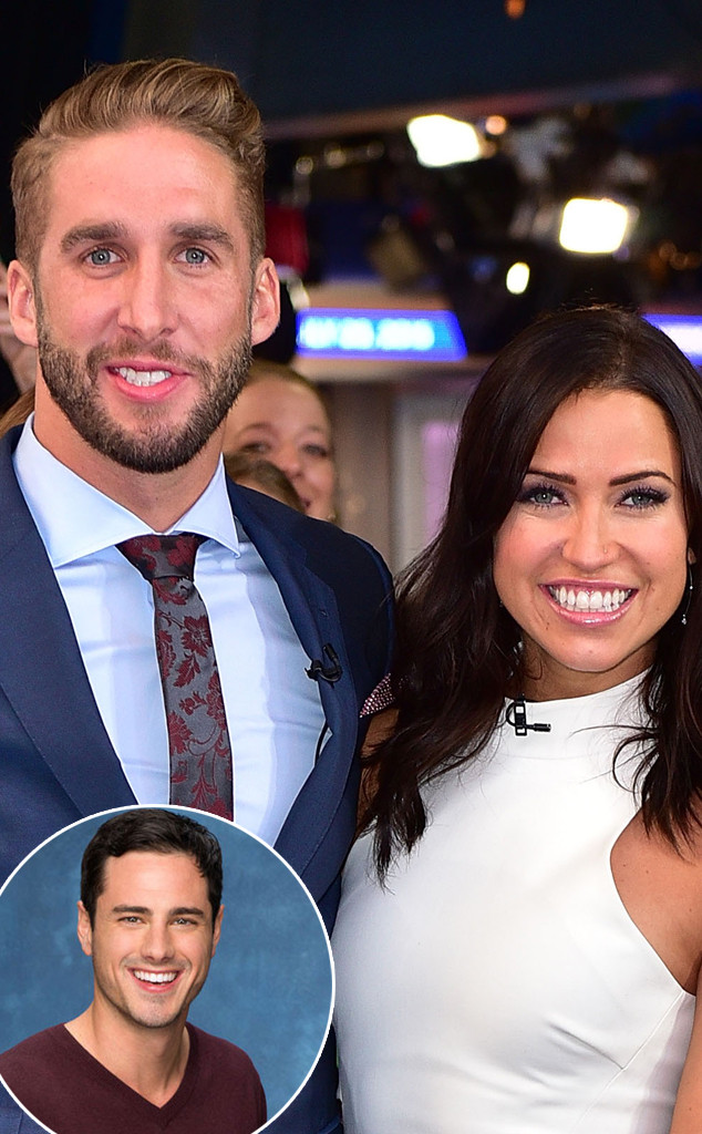 The Bachelorette Ben H Shawn Booth Kaitlyn Bristowe