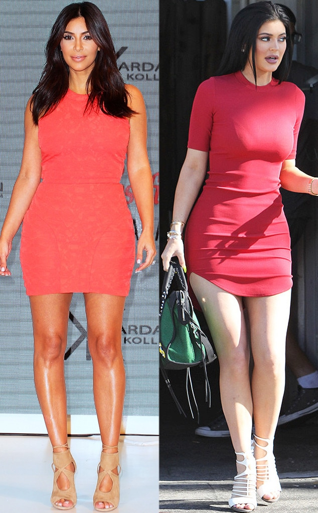 Red On Red From Every Time Kylie Jenner Has Dressed