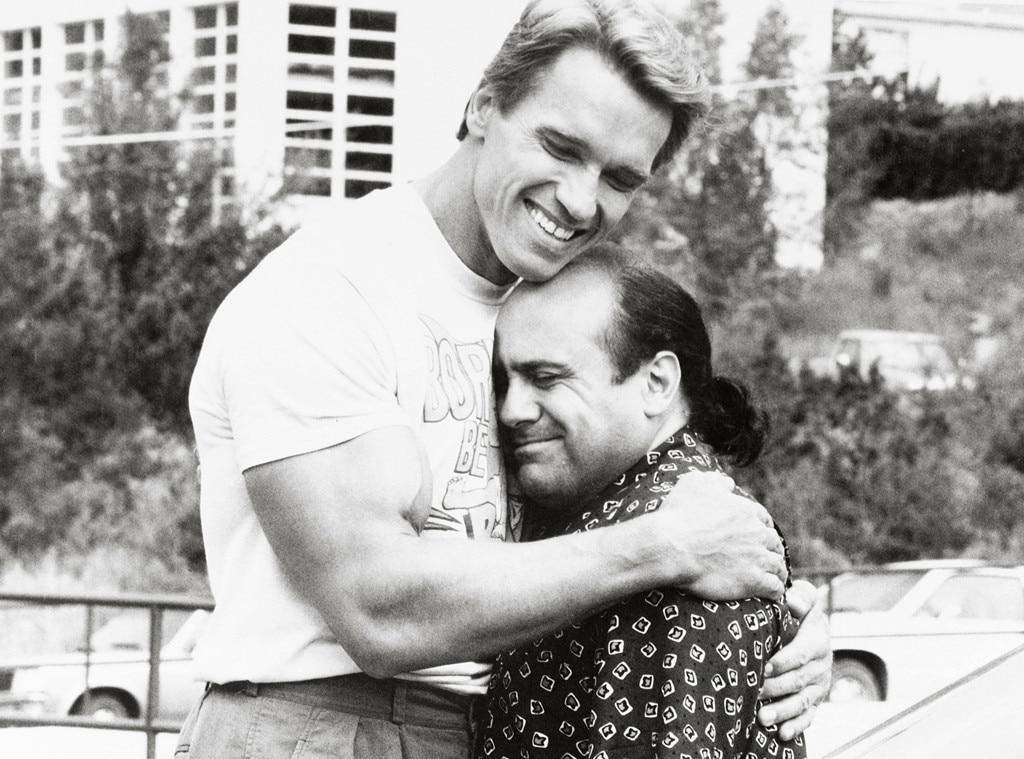 Arnold Schwarzenegger, Danny Devito, Twins