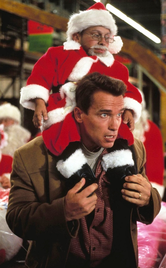 Arnold Schwarzenegger, Jingle All the Way