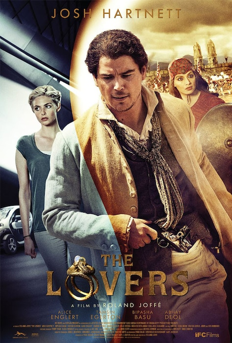 Josh Hartnett, Tamsin Egerton, The Lovers