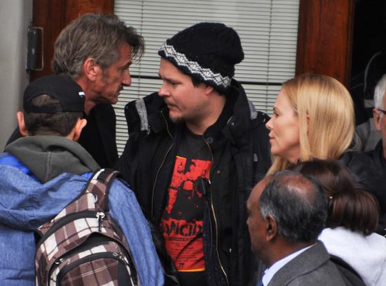 1pm, Charlize Theron, Sean Penn