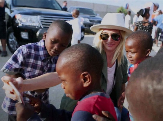 Kimberly and Ruby Stewarts's Touching Haiti Trip