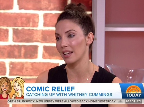 Whitney Cummings, The Today Show