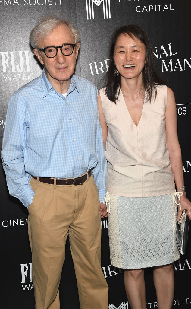 Woody Allen Discusses His Paternal Relationship With Wife ...