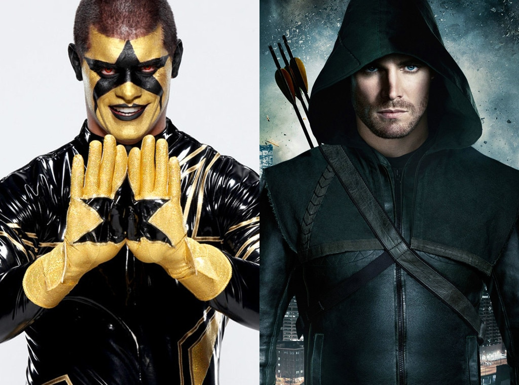 Stardust, Stephen Amell, Arrow