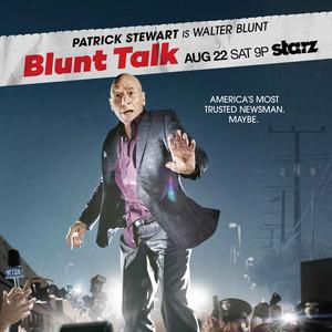 Patrick Stewart, Blunt Talk