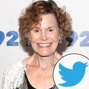 Judy Blume, Twitter