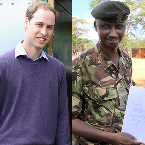 Prince William, The Duke of Cambridge, Tusk USA