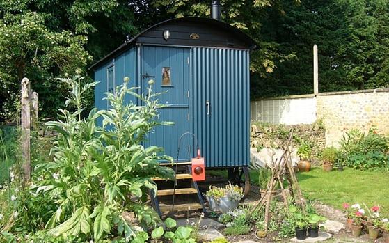 Prince George Shepherd's Hut