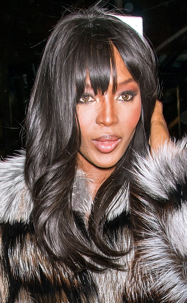 Image result for naomi campbell in fur