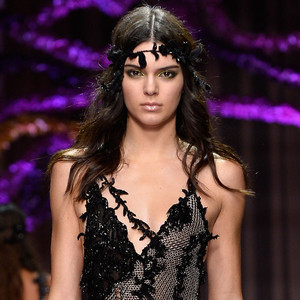 Kendall Jenner, Atelier Versace Model, Paris Fashion Week