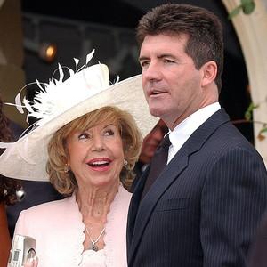 Simon Cowell, Julie Cowell