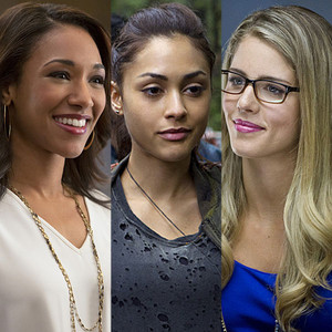 Arrow, The Flash, The 100
