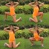 Fitness Challenge Week 9 - Prisoner Squats