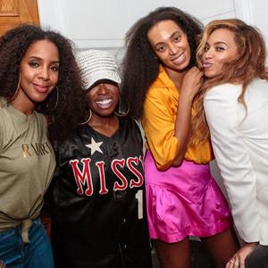 Kelly Rowland, Missy Elliot, Solange Knowles, Beyonce Knowles
