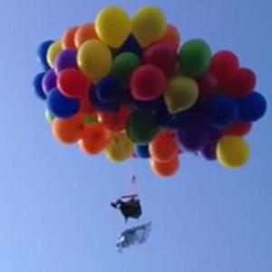 Balloon Lawn Chair