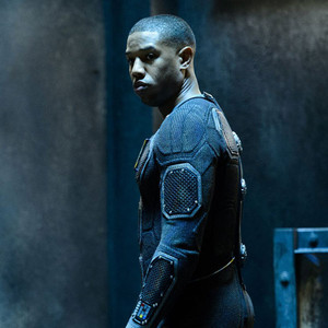 Michael B. Jordan, Fantastic Four