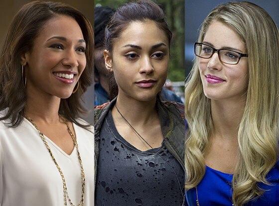 Arrow, The Flash, The 100