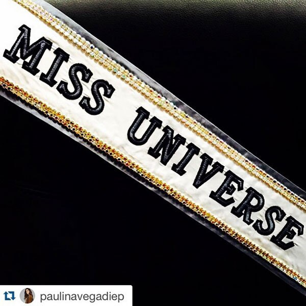 Paulina Vega Instagram