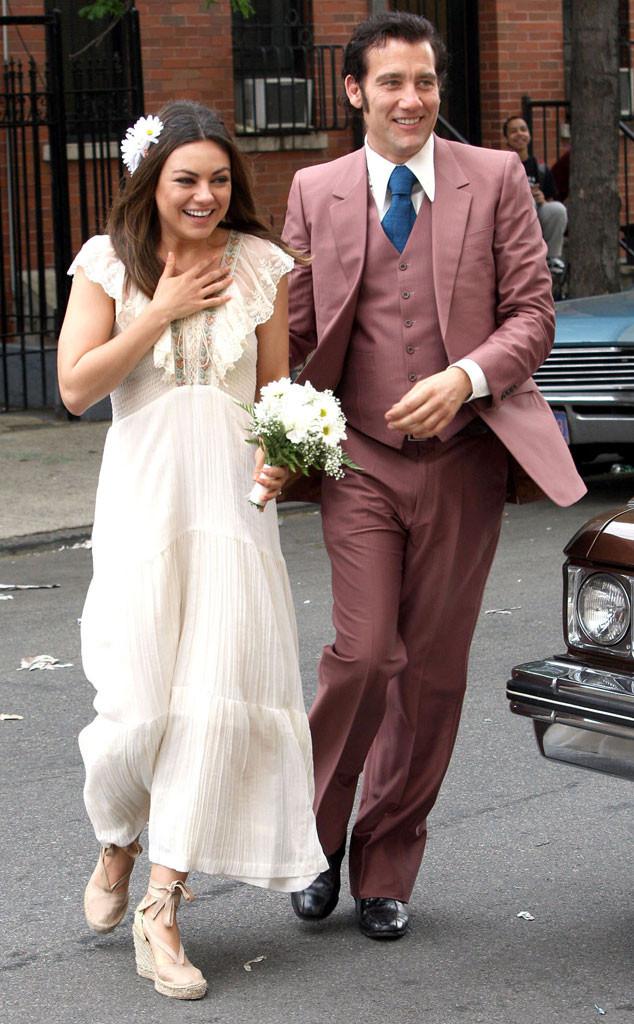 Mila Kunis, Clive Owen