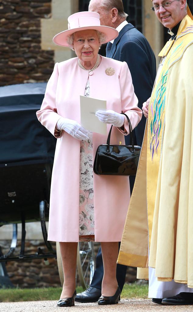 Queen Elizabeth, Royal Christening
