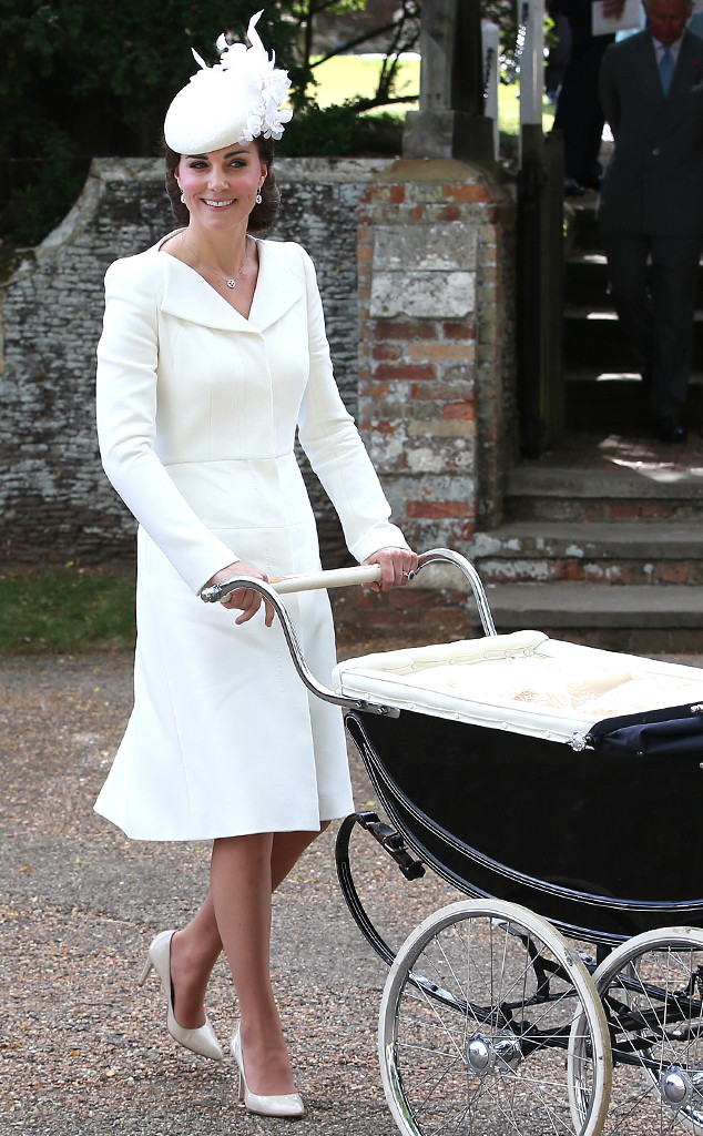 Royal Christening Style Roundup All The Details On What