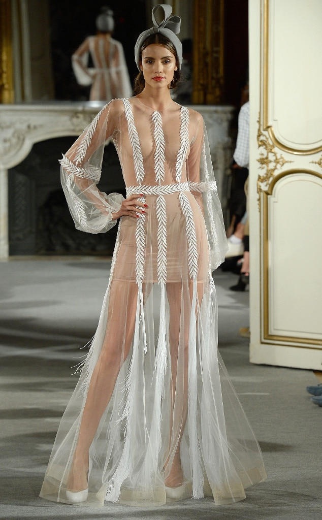 Yanina couture from best looks from paris haute couture for Haute couture shopping