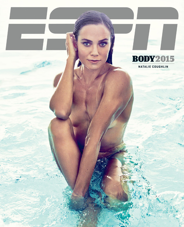 Natalie Coughlin, ESPN Magazine Body Issue