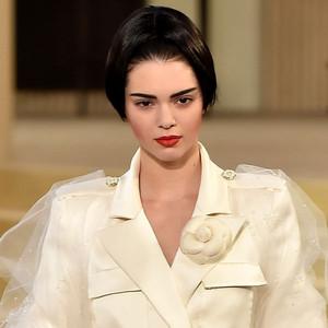 Kendall Jenner, Chanel Model, Paris Fashion Week