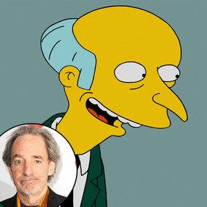 Harry Shearer, Mr. Burns, The Simpsons