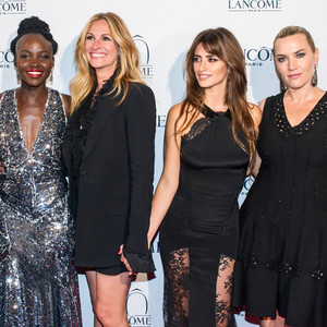 Isabella Rossellini, Lupita Wyong'o, Julia Roberts, Penelope Cruz, Kate Winslet