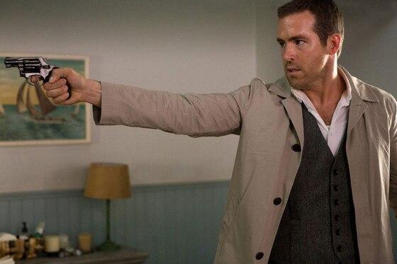Ryan Reynolds, Self/Less