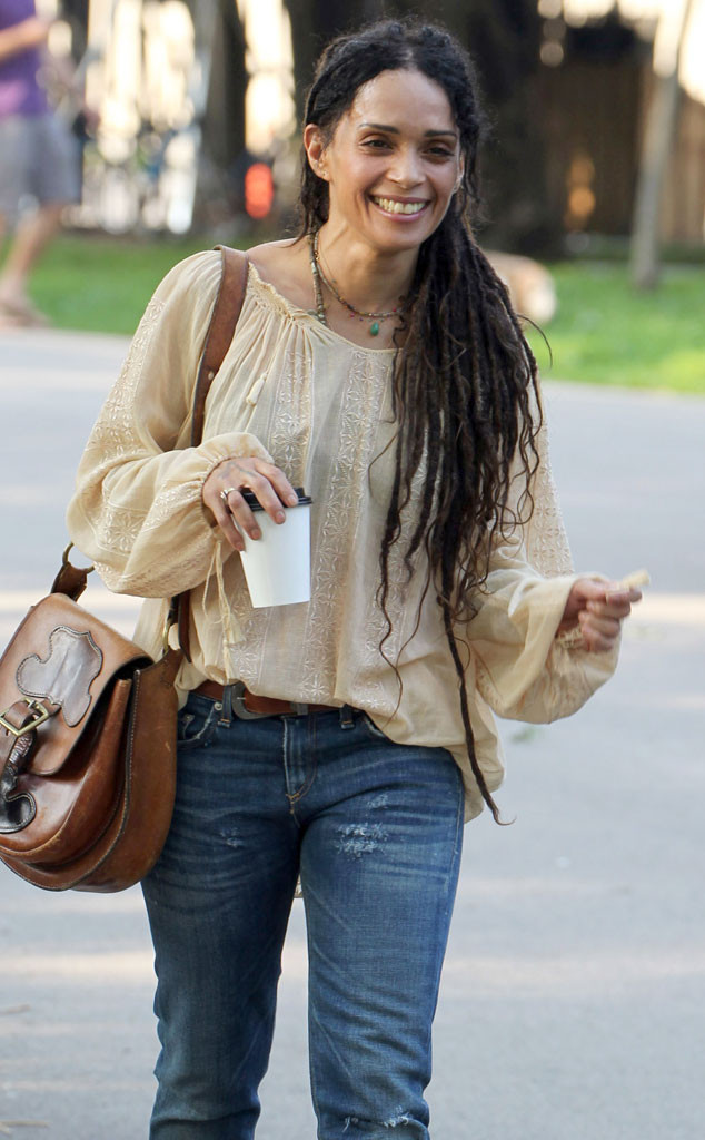 Coachella 2017 fashion - Lisa Bonet From The Big Picture Today S Hot Photos E News