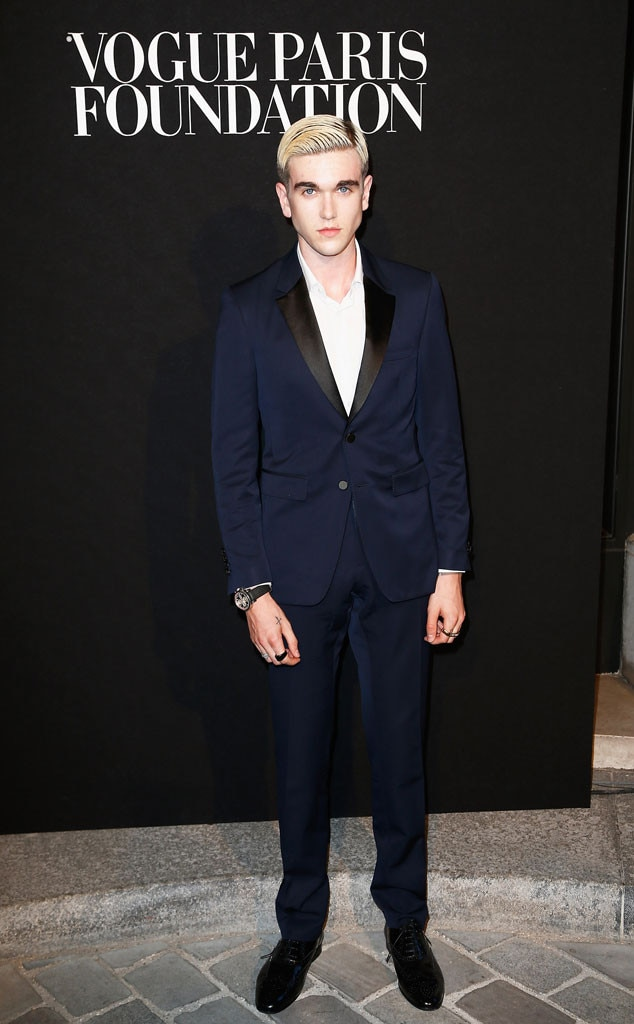 Gabriel Kane Day Lewis, Vogue Paris Foundation Gala