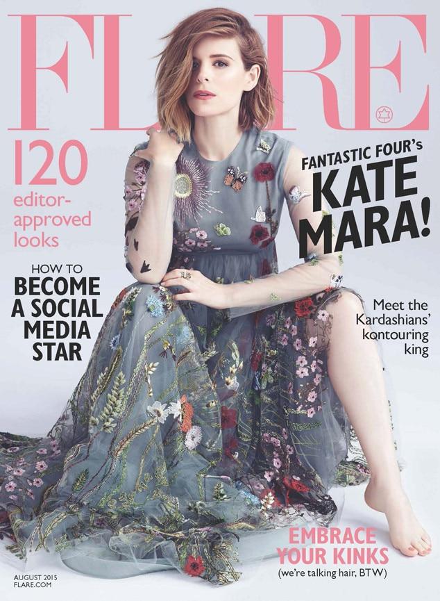 Kate Mara, Flare Magazine