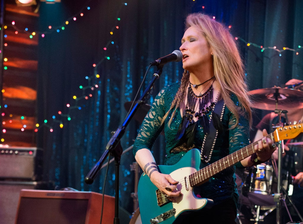 Meryl Streep, Women Who Rock