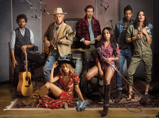 Ralph Lauren, Denim & Supply, Cody Simpson, Hailey Baldwin, Bella Hadid